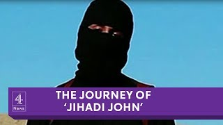 Jihadi John's journey from schoolboy to executioner