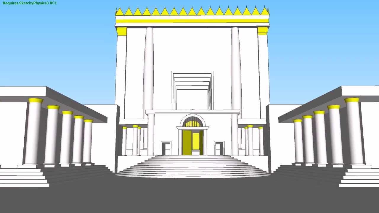 Tempel Des Herodes
