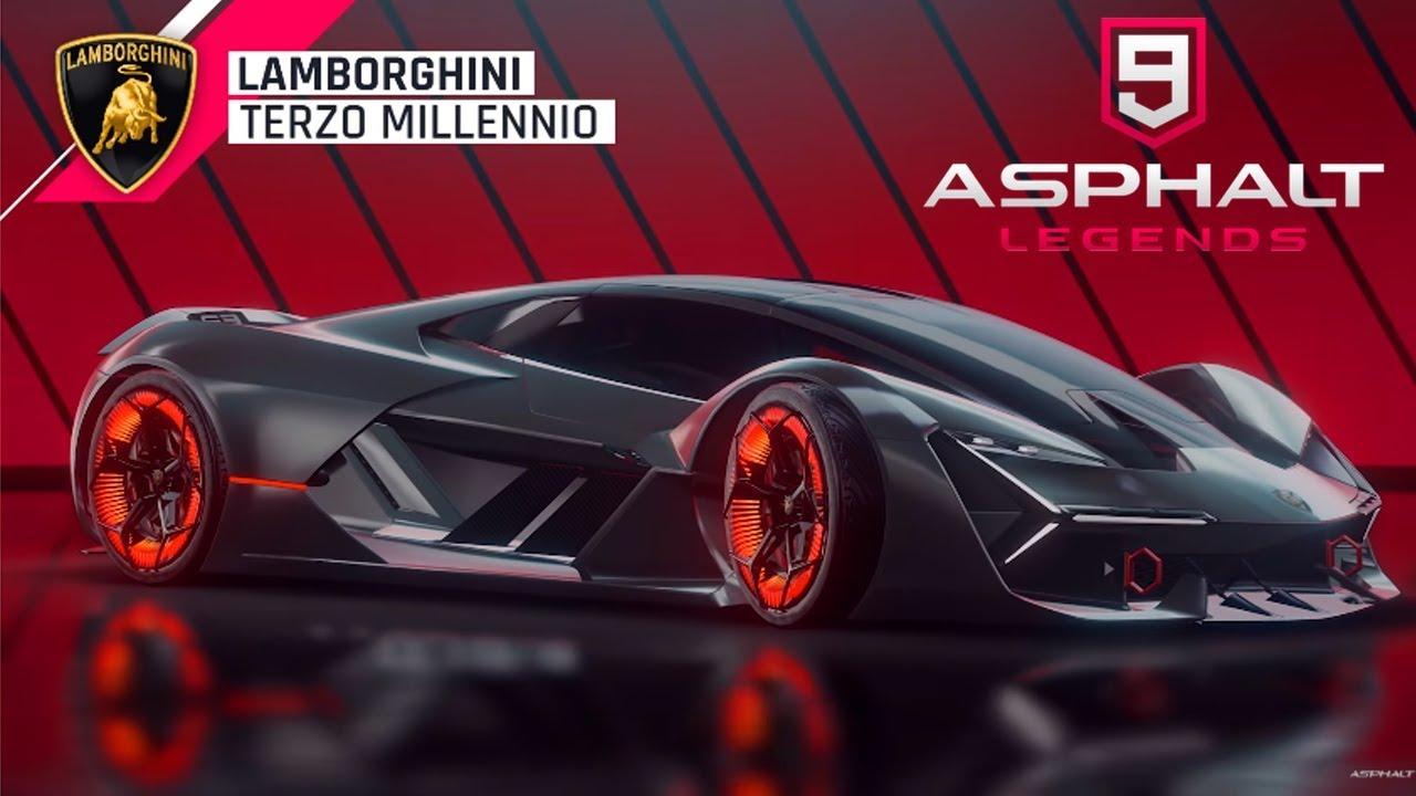 Permalink to Terzo Millennio Lamborghini