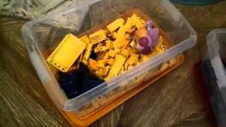 Щенячий патруль ищет Тэодора в лего кубиках