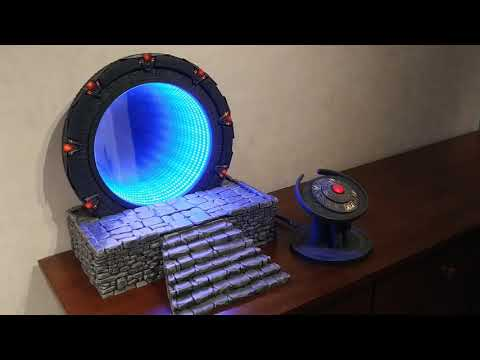 Kristian's Stargate Project
