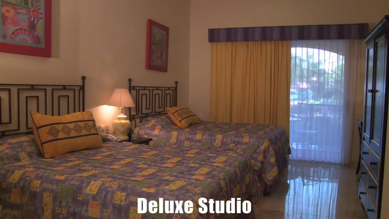 Villa Del Palmar Beach Resort Spa Deluxe Studio Room Preview Youtube