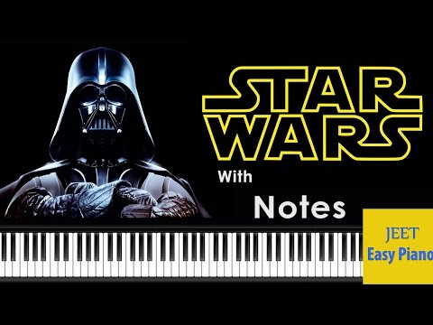 Easy Piano Songs for Beginners Star Wars