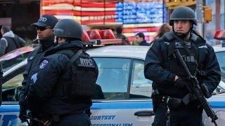 War on police ending under Trump?