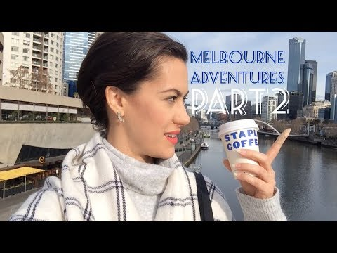 Melbourne Adventures Part II⎜VLOGTOBER DAY 5