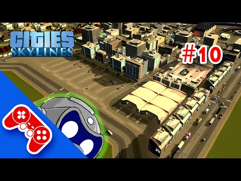 Cities: Skylines Gameplay ITA #10: la posta di Birillo e bunker antiatomici