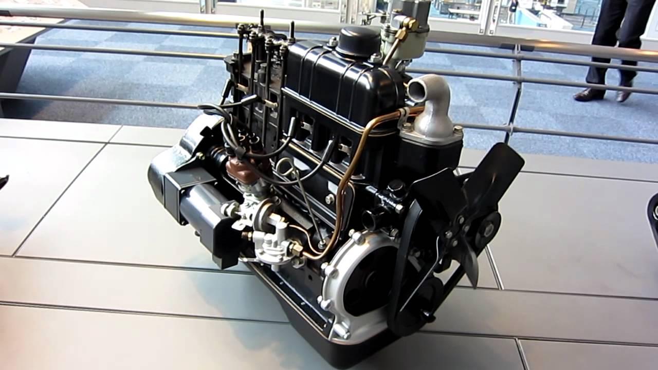 Toyota R Type Gasoline Engine  1953