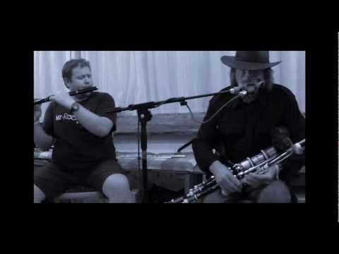 Paddy Keenan and Friends - Live-Concert, Part 1 - Irish Music School, Elmstein/Germany        HD