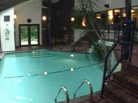 Pool Room, Home Indoor Swimming Pool 25m LapLane 6.5 Acres - YouTube