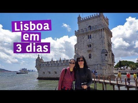 Lisboa, Portugal: guia turístico