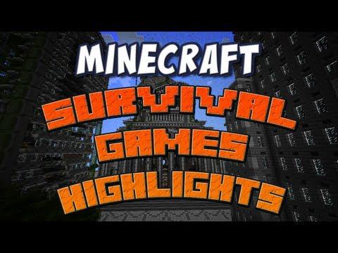 Yogscast Survival Games Highlights