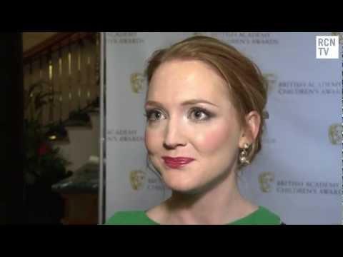 Olivia Hallinan  BAFTA Children's Awards 2012