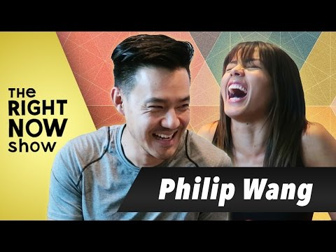 Wong Fu Production's Philip Wang | The Right Now Show