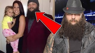 10 THINGS YOU DIDN'T KNOW ABOUT BRAY WYATT