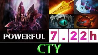 CTY [Spectre] Powerful Late Game Core 55K Damage ► Dota 2 7.22h