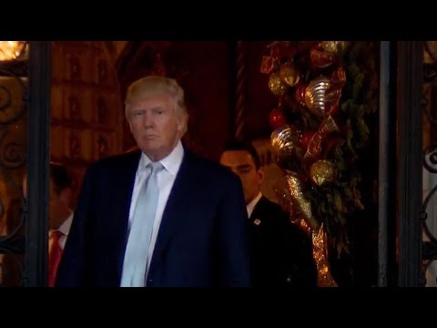President-elect Trump considers intelligence agencies overhaul