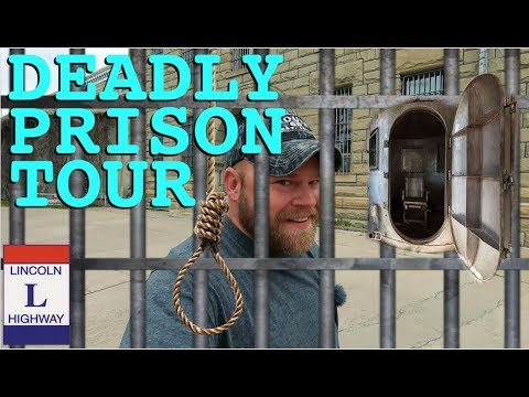 Worlds First Gas Chamber ~ Inside WY Frontier Prison