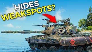 Weak Spots Hiding Styles are Cool, P2W or OP? | World of Tanks Battle Pass Season 2 Update 1.9.1