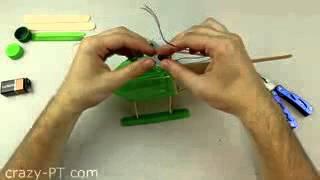 Cara Membuat Mainan Helikopter Sederhana