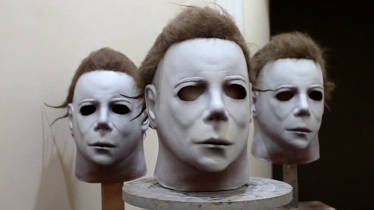 spectre halloween 1978 myers mask - youtube