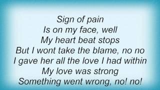 Eric Clapton - Love Don't Love Nobody Lyrics