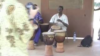 Maré Sanogo, Bamako 2010, avec Mamadou Kanté!! 2017 Video