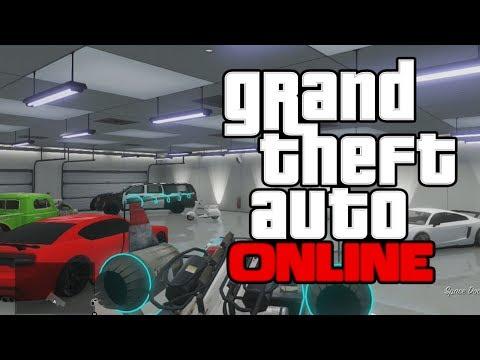 GTAV Online: Rare/Secret Cars - Ridin'...