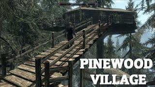 Skyrim Mod | Pinewood Village