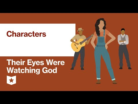 Their Eyes Were Watching God By Zora Neale Hurston | Characters