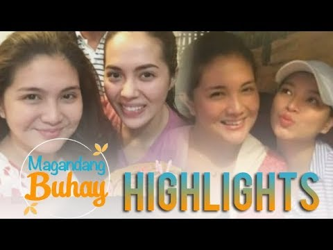 Magandang Buhay: Dimples shares stories about Julia and Angel