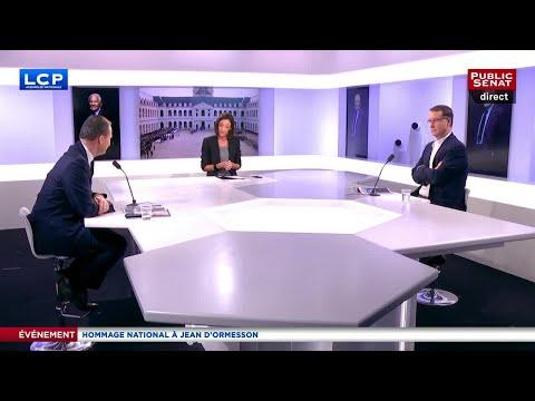 Hommage national à Jean d'Ormesson  - Evénement (08/12/2017)