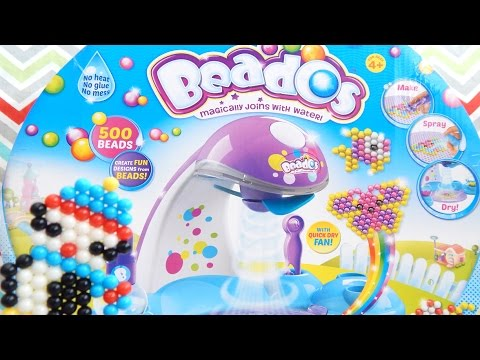 Beados Quick Dry Set Toy Review Moose Toys