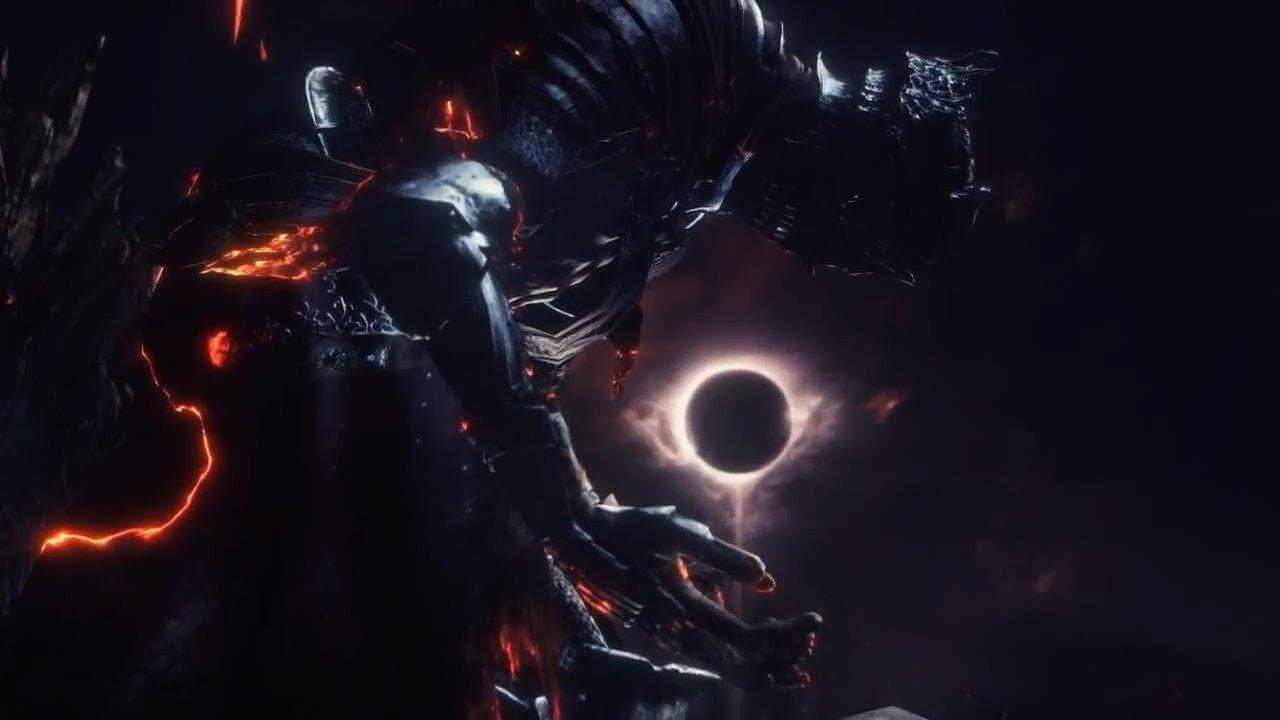 Dark Souls 3 - All Four Endings - YouTube