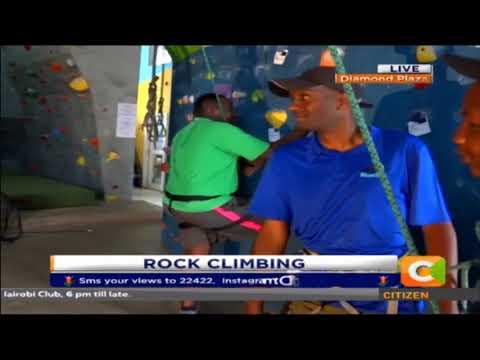 Power Breakfast: Rock Climbing