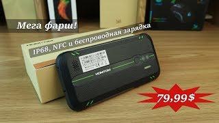 iP68, NFC и беспроводная зарядка за 80  Homtom HT80 экспресс обзор