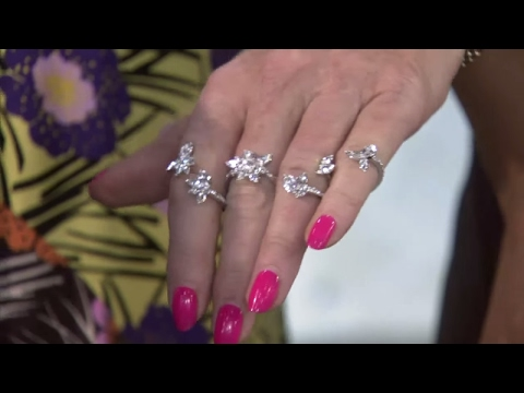 Forget the diamonds—8 elegant crystal jewelery trends for spring