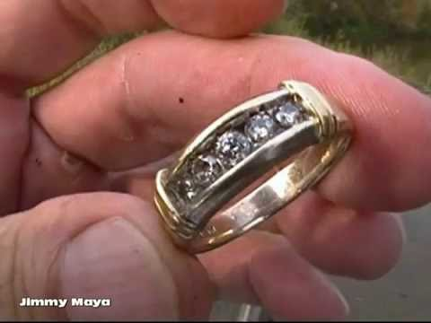 Look At The SIZE Of This Thing!: $5,000.00 Huge Gold Ring!!!