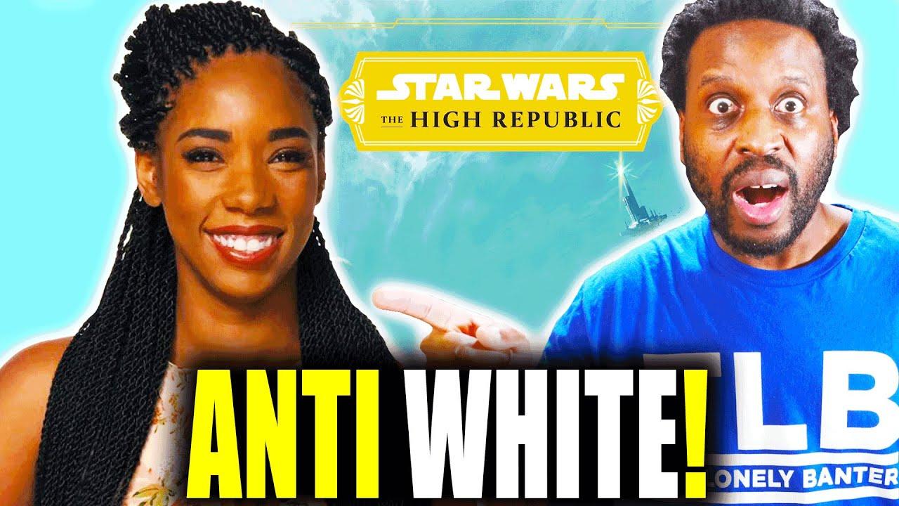 Star Wars The High Republic Host Krystina Arielle Racist?