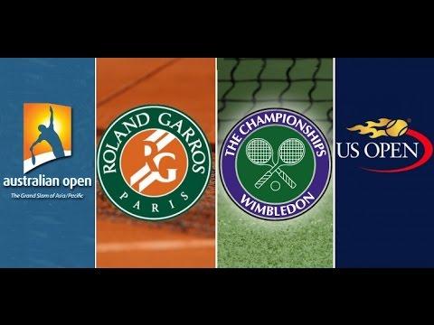 History of Tennis - Ep3. The Grand Slams