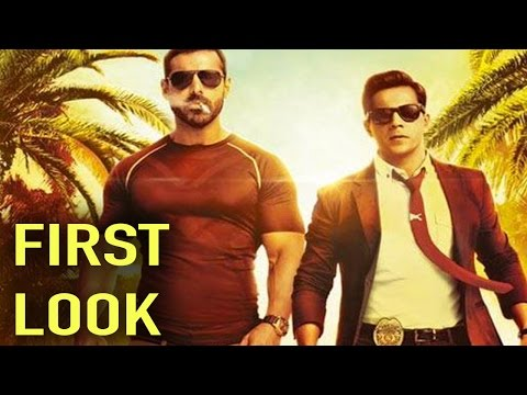 Dishoom Movie Poster Out   John Abraham  ...