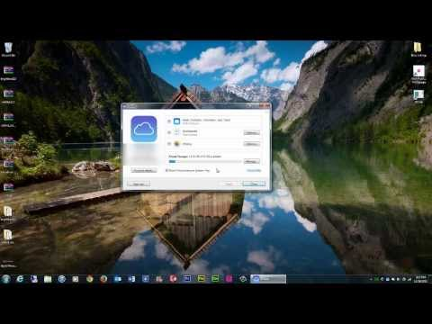 Fix - ICloud Photostream Not Syncing On Windows PC - DP