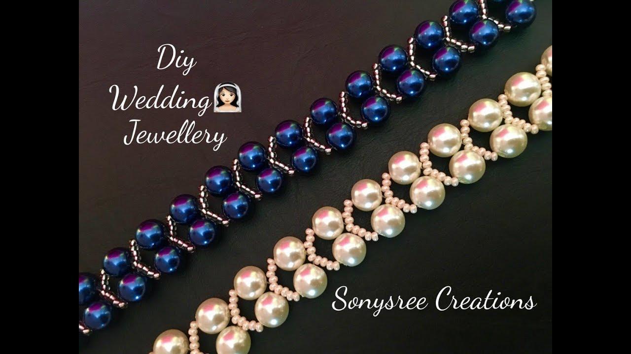 Bracelet diy beads