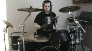 300bpm Death Metal Drumming