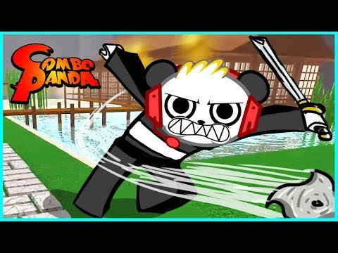 ROBLOX Ninja Assassin Let's Play with Combo Panda