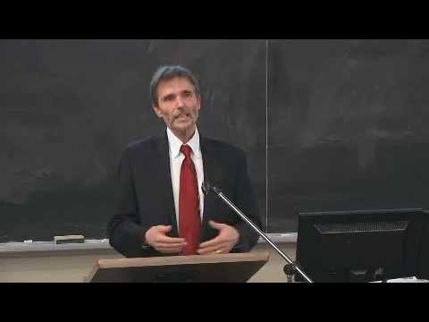 James Lewtas Lecture at Osgoode Hall Law School, November 2011