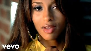 Смотреть клип Ciara - Can'T Leave 'Em Alone Ft. 50 Cent