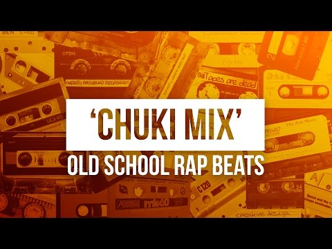 'CHUKI MIX' Chill Rap Beat Boom Bap Old School Hip Hop Instrumentals MIX | Chuki Beats