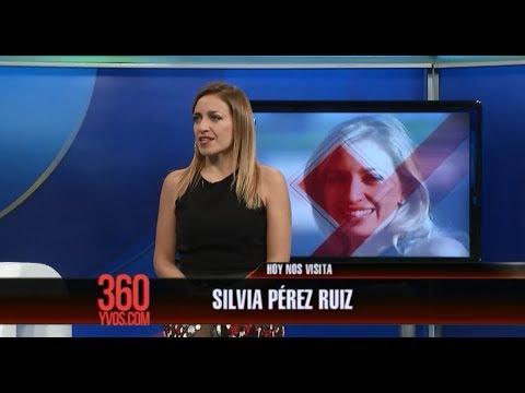 Silvia Pérez Ruíz en #360yvosTV