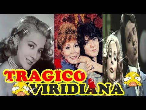 SILVIA PINAL SUS   4 MARIDOS   Y  TRAGEDIAS  ''VIRIDIANA''.