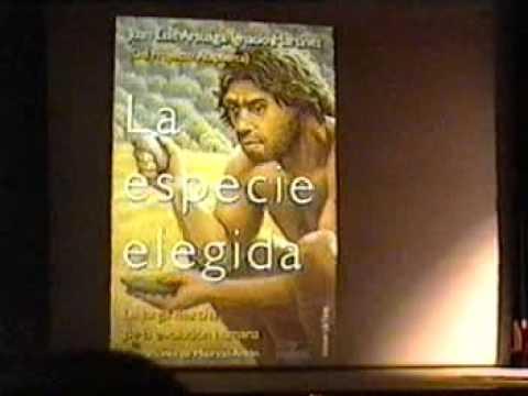 conferencia de Juan Luis Arsuaga 2-2-1999